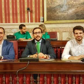 Sigue en directo las propuestas de C's Sevilla en el pleno del Ayuntamiento (30 de septiembre)