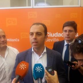 Millán denuncia que la Diputación recurre a argucias formales para mantener enchufado a Ballesteros