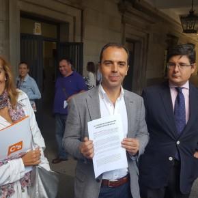 """Millán (C's) recurre ante el contencioso el nombramiento de Balleteros para """"luchar contra la desvergüenza del PSOE"""""""