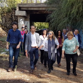 Ciudadanos pide la recepción y una reforma integral de la barriada de Nuestra Señora del Carmen
