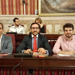 """Aprobadas las mociones de Ciudadanos para condenar las palabras """"ofensivas"""" de Cifuentes y Bassa y ejecutar mejoras en La Plata y Padre Pío"""