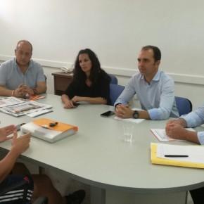 Ciudadanos Dos Hermanas exigirá al Ayuntamiento que el nuevo parque de bomberos sea una realidad este mandato