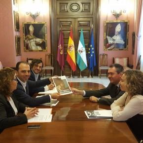 """Millán (C's) aporta 25 proyectos """"para llevar Murillo a cada rincón de Sevilla"""""""