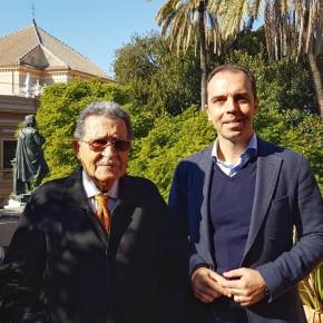 """Millán (C's) pide """"agilizar los trámites administrativos para cumplir con Mariano Bellver"""""""