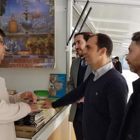 """Millán (C's) pide que """"se incremente el apoyo institucional"""" para la 40 edición de la Feria del Libro Antiguo"""