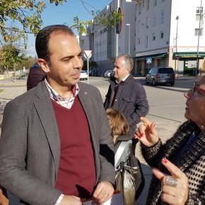 """Millán (C's) lamenta que el PP """"olvide a los vecinos y dé por perdida la Politécnica en Los Bermejales"""""""