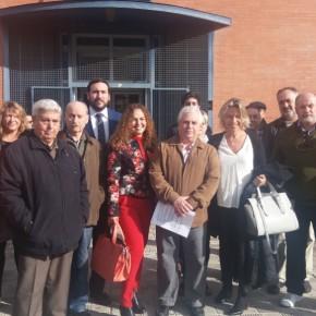 """Ciudadanos reclamará a la Junta de Andalucía """"una solución para los graves problemas"""" del Centro de Salud Cerro del Águila"""