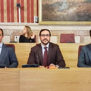 Sigue en directo las propuestas de C's Sevilla en el Pleno del Ayuntamiento (23 de diciembre)