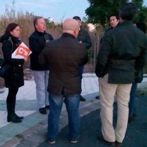 """Ciudadanos San Juan pide """"transparencia y participación"""" para el proyecto de Huertos Sociales"""