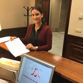 Salmerón (C's) pregunta en el Congreso por la partida presupuestaria para ampliar el Museo de Bellas Artes