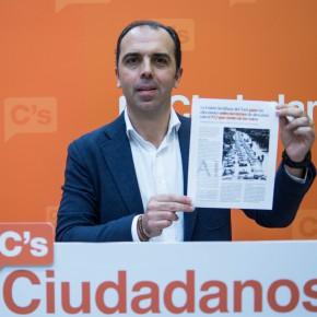 """Millán (Cs) propone un referéndum para que los 2036 taxistas """"voten libremente el turno rotatorio en el aeropuerto"""""""