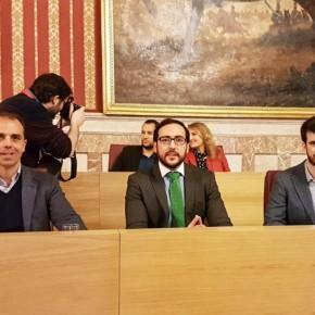Sigue en directo las propuestas de Cs Sevilla en el Pleno del Ayuntamiento (24 de febrero de 2017)
