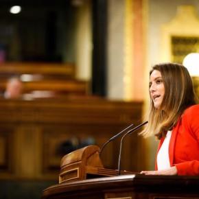 La diputada sevillana Virginia Salmerón, elegida secretaria de Relaciones Institucionales de Ciudadanos Andalucía