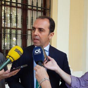 """Millán (Cs): """"Los sevillanos necesitan una explicación y el Ayuntamiento debe liderar la organización de la Semana Santa"""""""