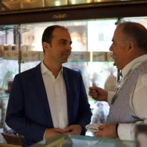 """Millán impulsa una reunión a tres con el alcalde y los propietarios para """"salvar La Campana"""""""