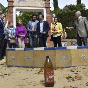 """Millán: """"Es la hora de los Jardines de Murillo"""" (Prensa)"""