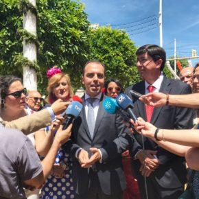 """Millán pide responsabilidades al gobierno ante """"la venta ilegal de alcohol en la Feria por segundo año consecutivo"""""""