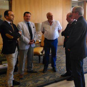 Millán se congratula de la firma del convenio de la Asociación de Celíacos con Diputación fruto de la enmienda de Ciudadanos