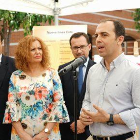 """Millán: """"El bus rápido debe ser solo la primera piedra del BTR a Sevilla Este"""""""