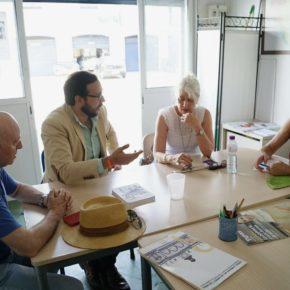 """Moraga pide """"un plan de movilidad claro y transparente"""" del entorno de Betis antes de """"marear a los vecinos"""""""