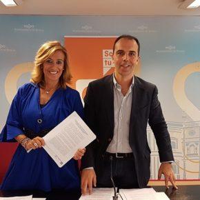 """Millán reclama """"un compromiso temporal para la fusión de Medioambiente y Urbanismo y la ventanilla única"""""""