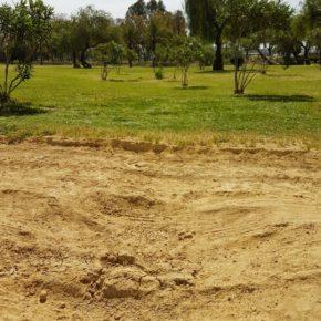 """Moyano lleva a Pleno propuestas para """"mejorar el lamentable estado de abandono del Parque Amate"""""""