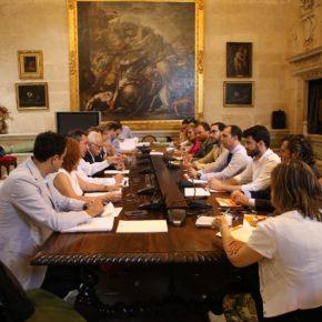 """Millán avisa de """"exigencia máxima en la fiscalización del acuerdo presupuestario"""" tras reunirse con el alcalde"""