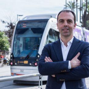 """Millán: """"Proponemos un futuro mejor para Sevilla y los ciudadanos lo están valorando"""""""