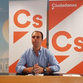 """Millán (Cs) considera """"lamentables los cierres en el Castillo de San Jorge"""" al que el gobierno acordó destinar cantidades millonarias"""