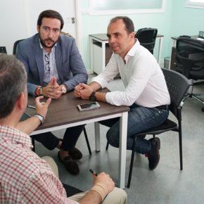 """Millán apuesta por """"agilizar la obtención de licencias"""" para fomentar el comercio de los barrios"""
