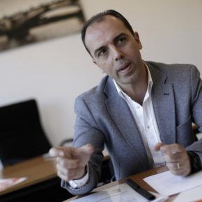 """Millán: """"Ciudadanos sigue creciendo para ser una alternativa de gobierno en cada municipio de Sevilla"""""""