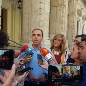 """Millán afirma que """"Ciudadanos es quien está bajando los impuestos desde el diálogo"""" pero exige """"seriedad en las propuestas"""""""