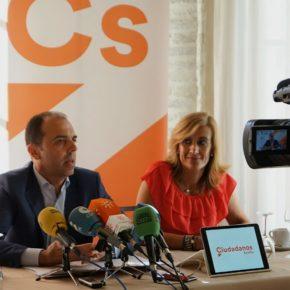 """Millán se congratula de """"Ciudadanos sea una inspiración continua para un PP que ha tardado dos años y medio en subirse al tren del Cercanías al aeropuerto"""""""