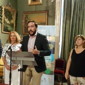 """Moraga espera """"un éxito en la apertura de colegios los fines de semana para fomentar el deporte y la cultura"""""""