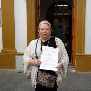 Ciudadanos Gines pregunta por la presencia de Policía Local de Sevilla en la 'Pará' del pasado fin de semana