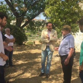 Moraga apuesta por la policía verde para resolver la inseguridad en parques como el de Miraflores