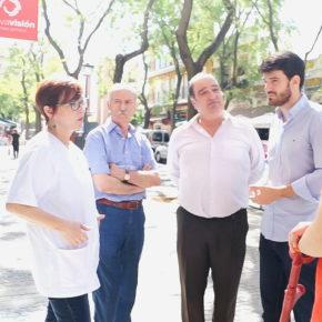 """Moyano urge a """"medidas como la policía de barrio ante la escala de robos que sufren vecinos y comerciantes del Cerro"""""""