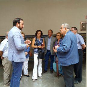 """Moraga denuncia """"la suciedad e inseguridad que sufren los vecinos de la plaza del Museo"""""""