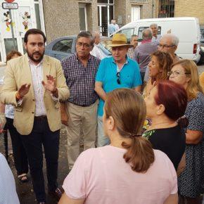 """Moraga (Cs) pide al gobierno """"avances hacia la construcción del aparcamiento de la plaza San Martín de Porres"""""""