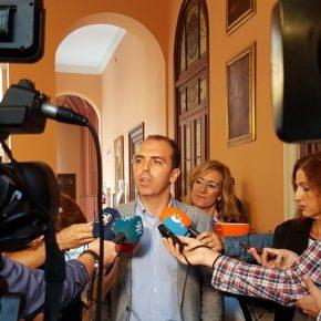"""Millán (Cs) lleva a Pleno la revisión parcial del PGOU para """"impulsar el desarrollo urbanístico y garantizar la modernización de Sevilla"""""""