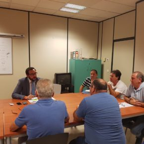 """Moraga (Cs) reclama """"mayor vigilancia policial para acabar con las agresiones en los autobuses de Tussam"""""""