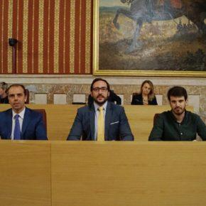 Sigue en directo las propuestas de Cs Sevilla en el Pleno del Ayuntamiento (27 de octubre de 2017)