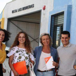 """Ciudadanos exige a la Junta que garantice las plazas concertadas para enfermos de Alzheimer en el centro de día """"Las Moreras"""""""