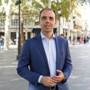 """Millán (Cs) reclama al gobierno que """"trabaje desde ya para que en la Feria de 2018 haya menús para celíacos e intolerantes a la lactosa"""""""