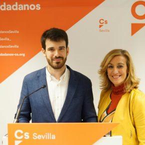 """Moyano (Cs) critica que """"Muñoz está jugando con la Cultura de Sevilla y con los trabajadores del ICAS en pleno Año Murillo"""""""