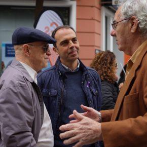 """Millán (Cs) denuncia que """"el gobierno socialista se desentiende de una huelga que afecta a 3.500 personas dependientes"""""""