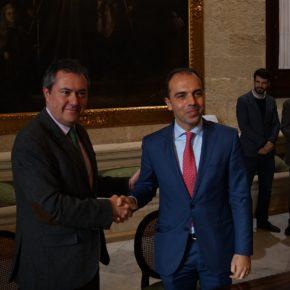 """Millán: """"Ciudadanos demuestra que es posible bajar los impuestos y tener la mayor inversión en Sevilla"""""""