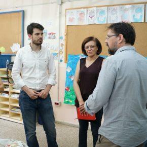 """Moyano apuesta por """"reforzar la lucha contra el absentismo escolar con la figura de los Agentes Tutores"""""""