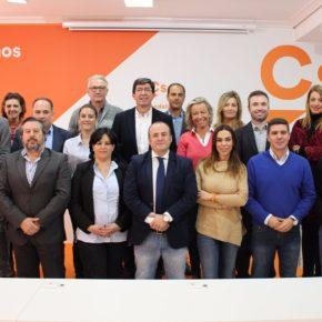 Los sevillanos Virginia M. Salmerón y Miguel Ángel Aumesquet entran a formar parte del comité autonómico de Ciudadanos (Cs) Andalucía