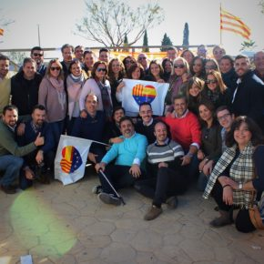 """Ciudadanos (Cs) Bormujos dedica a Cataluña su acto del día de la Constitución con una """"calçotada"""""""